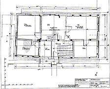 Eberbach, Heumarkt 8, Grundriss Obergeschoss / Wohnhaus in 69412 Eberbach