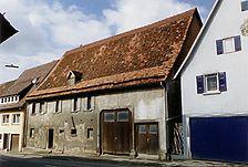 Eutingen im Gäu, Hauptstraße 4, Ansicht Südost / Wohnstallhaus in 72184 Eutingen im Gäu