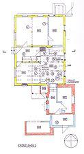 Haßmersheim, Keltergasse 12, Befundplan Erdgeschoss / Wohnhaus in 74855 Haßmersheim