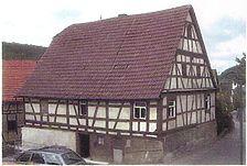 Ispringen, Hauptstraße 47, Ansicht / Fachwerkhaus in 75228 Ispringen