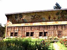 Orangerie Bronnbach, Südansicht. / Orangerie Bronnbach in 97877 Wertheim - Bronnbach (09.07.2002 - Michael Hermann)