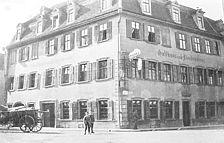 Aufnahme aus den 1920er oder 1930er Jahren (StadtA SHA FS 03530) / Gasthaus Dreikönig, Primärkatasternr. 768 in 74523 Schwäbisch Hall