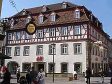 Bild von 2007 (StadtA SHA Server Häuserlexikon) / Gasthaus Dreikönig, Primärkatasternr. 768 in 74523 Schwäbisch Hall