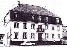 Herrenhaus (abgerissen 1977) / Glashüttensiedlung (Ensemble)  in 76571 Gaggenau
