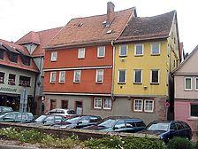 Ansicht von Norden Stand 2007 / Wohnhaus in 97877 Wertheim
