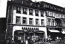 Heidelberg, Hauptstraße 131, Straßenansicht / Wohn- und Geschäftshaus in 69117 Heidelberg, Altstadt