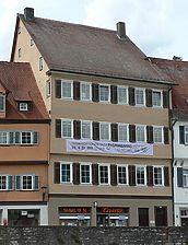 Bild aus dem Juni 2007. Foto: Dietmar Hencke (StadtA SHA Server Häuserlexikon) / Wohnhaus in 74523 Schwäbisch Hall