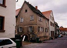 Hirschberg, Leutershausen, Vordergasse 6, Straßenansicht / Fachwerkhaus in 69493 Hirschberg, Leutershausen