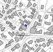 Lageplan 2007 (Vorlage LV-BW) / Wohnhaus  in 79801 Hohentengen am Hochrhein