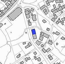 Lageplan 2007 (Vorlage LV-BW) / ehem. unteres Schloss in 79798 Jestetten