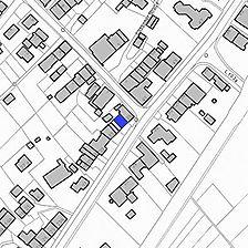 Lageplan 2007 (Vorlage LV-BW) / Wohnhaus in 79771 Klettgau-Erzingen