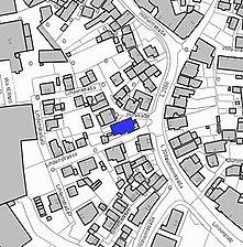 Lageplan (Vorlage LV-BW) / Wohnhaus in 72555 Metzingen