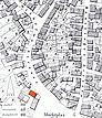 Historische Flurkarte von 1823 / ehem. Wohnhaus in 72555 Metzingen