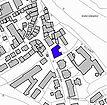 Lageplan 2007 (Vorlage LV-BW) / Gasthaus Kronprinz in 74523 Schwäbisch Hall