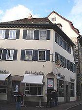 Bild von 2007 (StadtA SHA Server Häuserlexikon) / Wohnhaus in 74523 Schwäbisch Hall