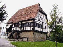 Ansicht des renovierten `Schlössle` von Osten. / Schlössle in 72792 Pfullingen