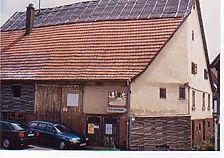 Außenansicht-Nordfassade / Fachwerkhaus in 71404 Korb, Kleinheppach