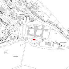 Flurkarte 2006 (Vorlage LV-BW und LAD) / ehem. Klosteranlage, ehem. Forsthaus in 79837 St. Blasien