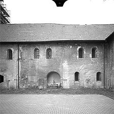 Photogrammetrische Aufnahme Ausschnitt verm. Ansicht Süd, 1977 / Prämonstratenserkirche in 59556 Cappel-Lippstadt, kein Eintrag