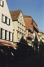 Ansicht von der Katharinenstrasse / Wohnhaus in 72764 Reutlingen