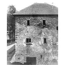 Photogrammetrische Aufnahme Ausschnitt Ansicht Nordost, 1978 / Wohnturm in 74722 Buchen Hettigenbeuern