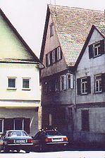 Außenansicht / Fachwerkhaus in 74523 Schwäbisch Hall