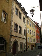 Konstanz, Konradigasse 7 (Schoenenberg 2008) / Ehemalige Domschule in 78462 Konstanz