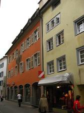 Konstanz, Wessenbergstraße 13 (Schoenenberg 2008) / Haus zum Esel in 78462 Konstanz