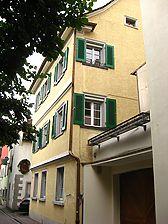Konstanz, Gerichtsgasse 4 (Schoenenberg 2008) / Wohnhaus in 78462 Konstanz