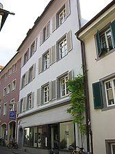 Konstanz, Inselgasse 15 (Schoenenberg 2008) / Haus zum Blaufuß in 78462 Konstanz