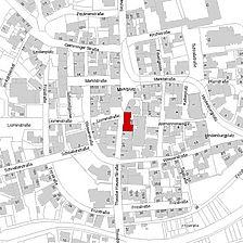 Flurkarte 2006 (Vorlage LV-BW und LAD) / Hof Storchennest in 74193 Schwaigern