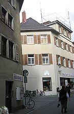 Konstanz, Inselgasse 18/Ecke Rheingasse (Schoenenberg 2008) / Haus zum Regenbogen in 78462 Konstanz