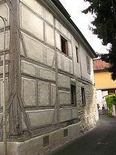 Konstanz, Niederburggasse 9 Ecke Tulengasse; Blick in die Tulengasse / Ehem. Domstifts-Pfründhaus in 78462 Konstanz (22.10.2011 - Schoenenberg)