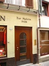Konstanz, Rheingasse 1 (Schoenenberg 2008) / Haus zur Mohrin in 78462 Konstanz