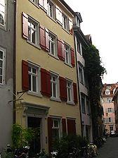 Konstanz, Rheingasse 12 (Schoenenberg 2008) / Haus zum Rebstock in 78462 Konstanz