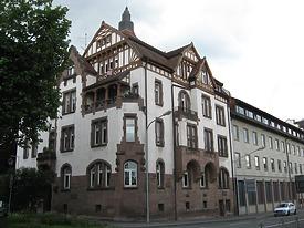 Konstanz, Rheingasse 23 (Schoenenberg 2008) / Wohnhaus in 78462 Konstanz