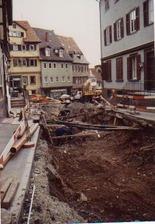 Stadtmauerbefunde in 74523 Schwäbisch Hall