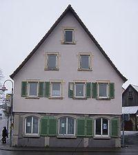 Ansicht von Westen / Wohnhaus in 74629 Pfedelbach