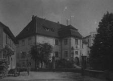 Aufnahme von Rudolf Hugard (1919) / Wohnhaus in 79219 Staufen, Staufen im Breisgau (Stadtarchiv Staufen )
