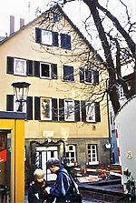 Schwäbisch Hall, Hohe Gasse 5, Außenansicht. / Wohnhaus in 74523 Schwäbisch Hall