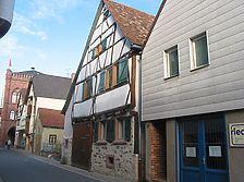 Ansicht von Südosten nach der Sanierung (2008) / Wohnhaus in 97941 Tauberbischofsheim