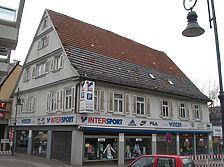 Ansicht von Nordwesten (2006) / Gasthaus Zum Lamm in 71332 Waiblingen