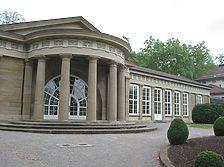 Ansicht von Westen (2007) / Großer Kursaal in 70372 Stuttgart, Bad Cannstatt