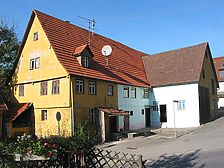 Ansicht des Gebäudes von Süden (2007) / Wohnstallhaus in 71336 Waiblingen-Bittenfeld
