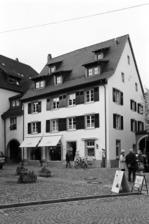 Südostansicht / Wohn- und Geschäftshaus in 79219 Staufen, Staufen im Breisgau (Stadtarchiv Staufen)