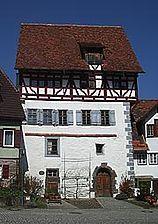 Alte Apotheke, Ansicht von Süden (von: www.schwaebischer-heimatbund.de) / Alte Apotheke in 72348 Rosenfeld