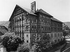 Südostecke des Klosterhofes. / Klosterhof in 88631 Beuron