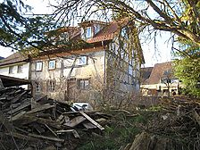 Wohnhaus in 79807 Lottstetten-Nack