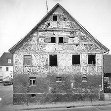 Photogrammetrische Aufnahme Ansicht Ost, 1982 / Wohnhaus in 73084 Salach