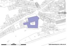Lageplan (Vorlage LV-BW und LAD) / Ehemaliges Augustinerkloster Alter und Neuer Bau in 72070 Tübingen